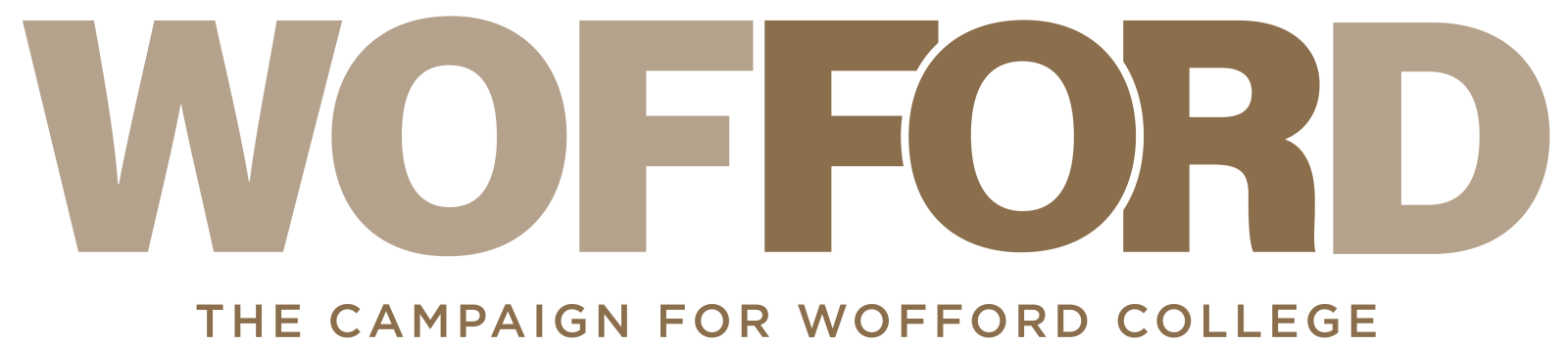 For Wofford logo